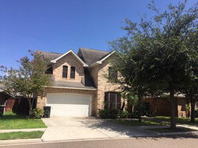 Mission Single Family Home For Sale: 3301 Santa Olivia