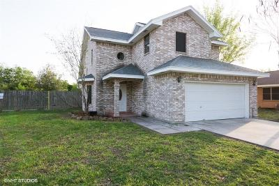 Mission Single Family Home For Sale: 1930 Wolsey Drive