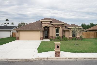 Weslaco Single Family Home For Sale: 201 Stone Ridge Drive
