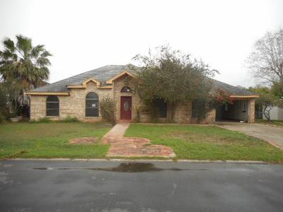 Pharr Single Family Home For Sale: 407 Plantation Drive