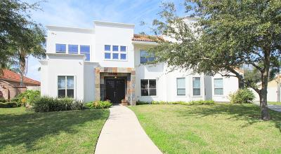 McAllen Single Family Home For Sale: 2200 S 47th Street