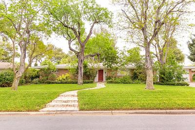 McAllen TX Single Family Home For Sale: $209,000