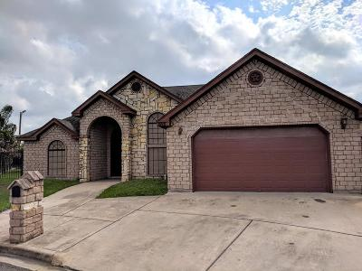 Pharr Single Family Home For Sale: 1916 Yellow Brick Road