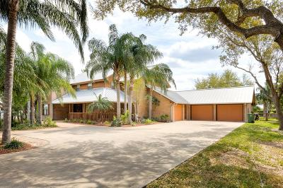 Harlingen Single Family Home For Sale: 16440 Garrett Road