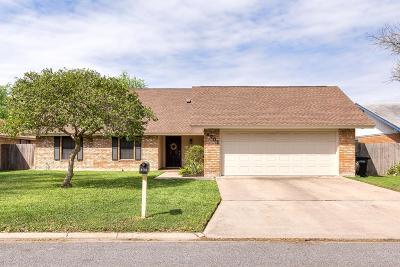 McAllen TX Single Family Home For Sale: $159,500