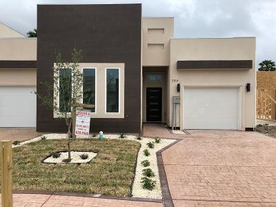McAllen TX Condo/Townhouse For Sale: $169,000