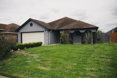 Weslaco Single Family Home For Sale: 2007 Bald Cypress Drive