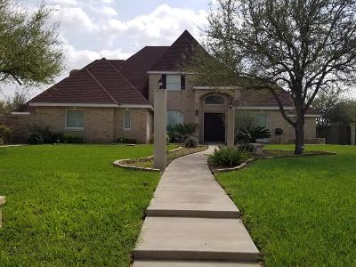 Mission Single Family Home For Sale: 1500 Thornwood Drive