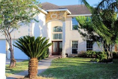 McAllen TX Single Family Home For Sale: $239,900