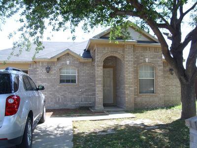 McAllen TX Single Family Home For Sale: $92,500