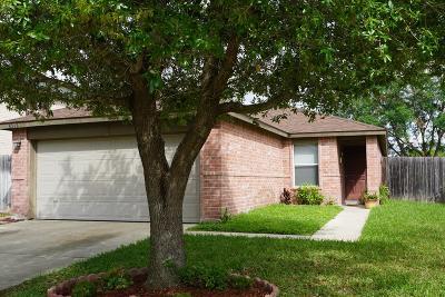 McAllen TX Single Family Home For Sale: $109,950