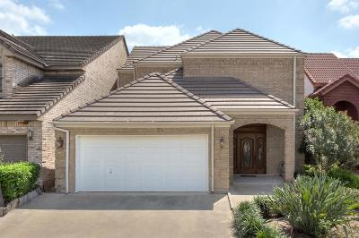 Mission Single Family Home For Sale: 805 Cimarron Court