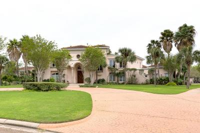 Mission Single Family Home For Sale: 1715 Palazzo Drive