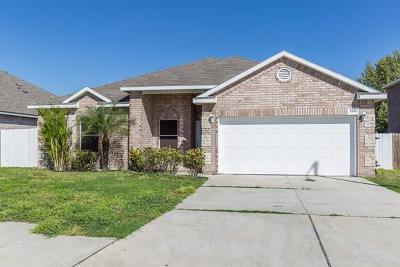 Weslaco Single Family Home For Sale: 2001 W Primrose Drive