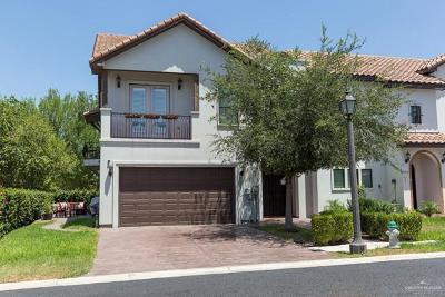 McAllen Single Family Home For Sale: 801 S 5th Street