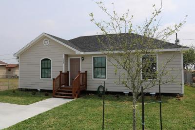 Pharr Single Family Home For Sale: 7009 S Lilia Street