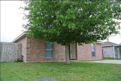 Pharr Single Family Home For Sale: 308 Longoria Avenue