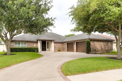 Harlingen Single Family Home For Sale: 114 Wild Orchid