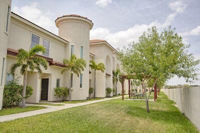 McAllen TX Condo/Townhouse For Sale: $99,900