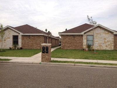 Pharr Multi Family Home For Sale: 3801 S Fairmont Avenue #30