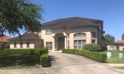 Brownsville Single Family Home For Sale: 1581 Los Sabales