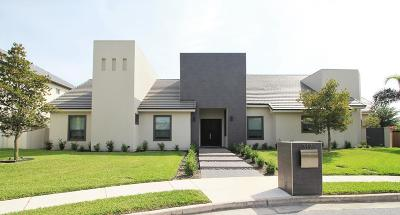 McAllen Single Family Home For Sale: 317 W Hawk Avenue