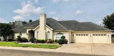 Alamo Single Family Home For Sale: 827 Lucy Drive #Lot 366