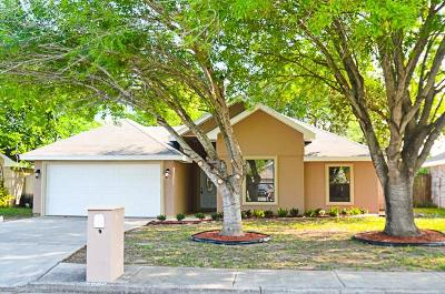 Weslaco Single Family Home For Sale: 2000 Sage Drive