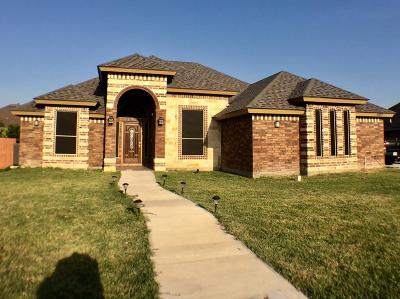 Weslaco Single Family Home For Sale: 3108 Brush Drive