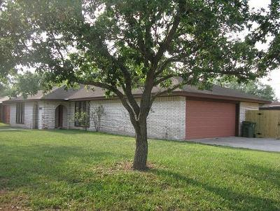 Weslaco Single Family Home For Sale: 2010 W Live Oak Drive