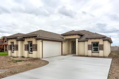 Pharr Single Family Home For Sale: 3804 N Silver Lane
