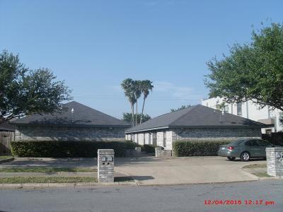 McAllen Multi Family Home For Sale: 405 E Ulex Avenue