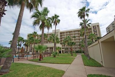 Cameron County Condo/Townhouse For Sale: 900 Padre Boulevard #301