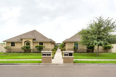 Edinburg Multi Family Home For Sale: 402 Lotto Lane
