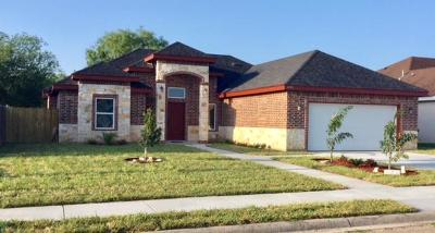 Weslaco Single Family Home For Sale: 1001 Sunny Drive