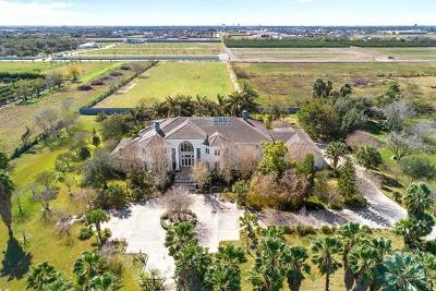 McAllen Single Family Home For Sale: 601 Northgate Lane