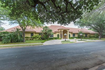 McAllen Single Family Home For Sale: 308 Cardinal Avenue