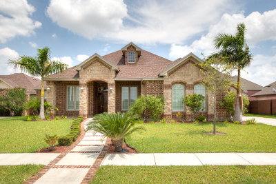 Mission Single Family Home For Sale: 2903 Grand Canal Drive