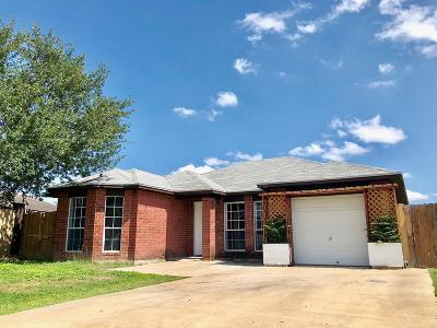Mission Single Family Home For Sale: 2702 Del Oro Drive