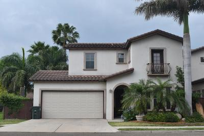Mission Single Family Home For Sale: 3705 San Clemente