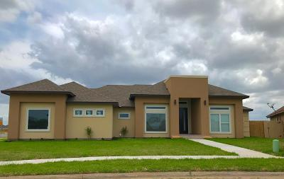 Brownsville Single Family Home For Sale: 7260 Lago Viejo