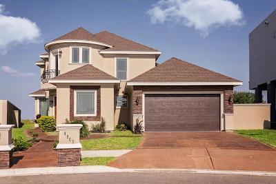 Edinburg Single Family Home For Sale: 4802 June Drive