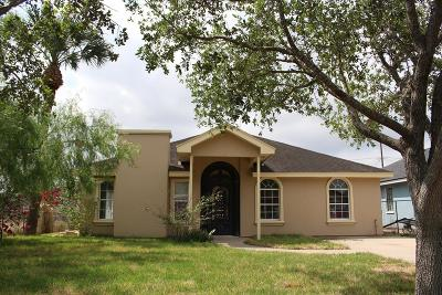 Harlingen Single Family Home For Sale: 2101 W Buena Vista