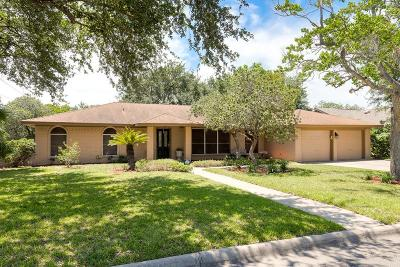 Harlingen Single Family Home For Sale: 2726 Lotus Street