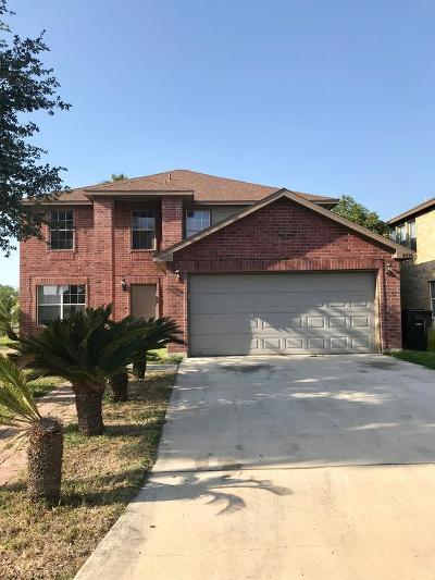 McAllen TX Single Family Home For Sale: $169,700