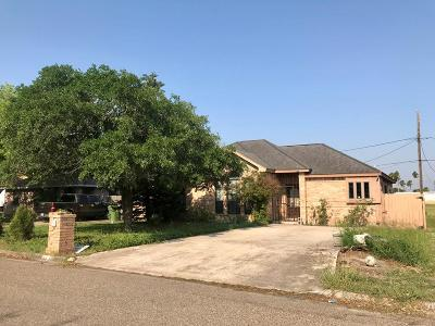 Weslaco Single Family Home For Sale: 709 Lancelot Drive