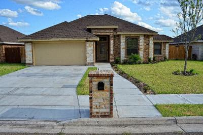 McAllen TX Single Family Home For Sale: $179,999