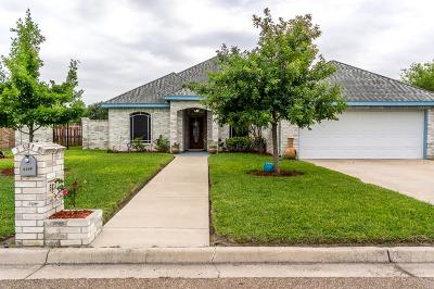 Harlingen Single Family Home For Sale: 5314 Remington Blvd