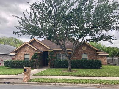 McAllen TX Single Family Home For Sale: $169,000