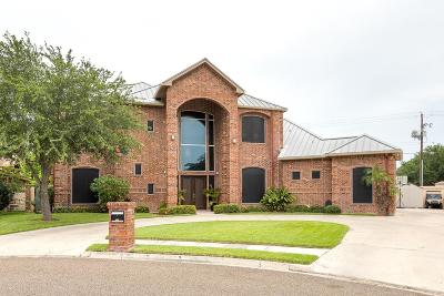 McAllen Single Family Home For Sale: 4416 7th Street